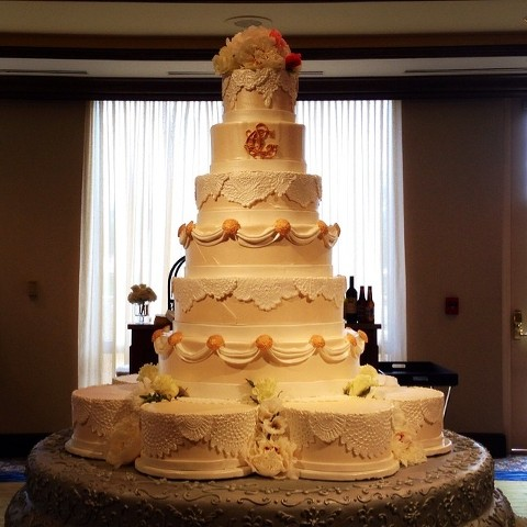 Top 10 Austin TX Wedding Cakes of Instagram Thamica Photography